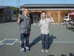 明日6月27日(土)12:55~【カミナリが行く!宮城㊙グルメドライブ2】が放送になります!