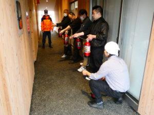 有事への備え!6月26日(金)さんさん商店街で防災訓練を行いました!
