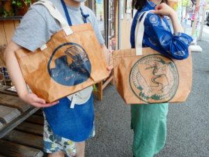さんさん商店街【エコバック特集】!レジ袋を買わずにエコバックを使いましょう!