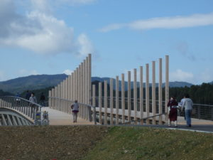 【南三陸町震災復興祈念公園(全体) 及び 中橋】が一般開放されました!