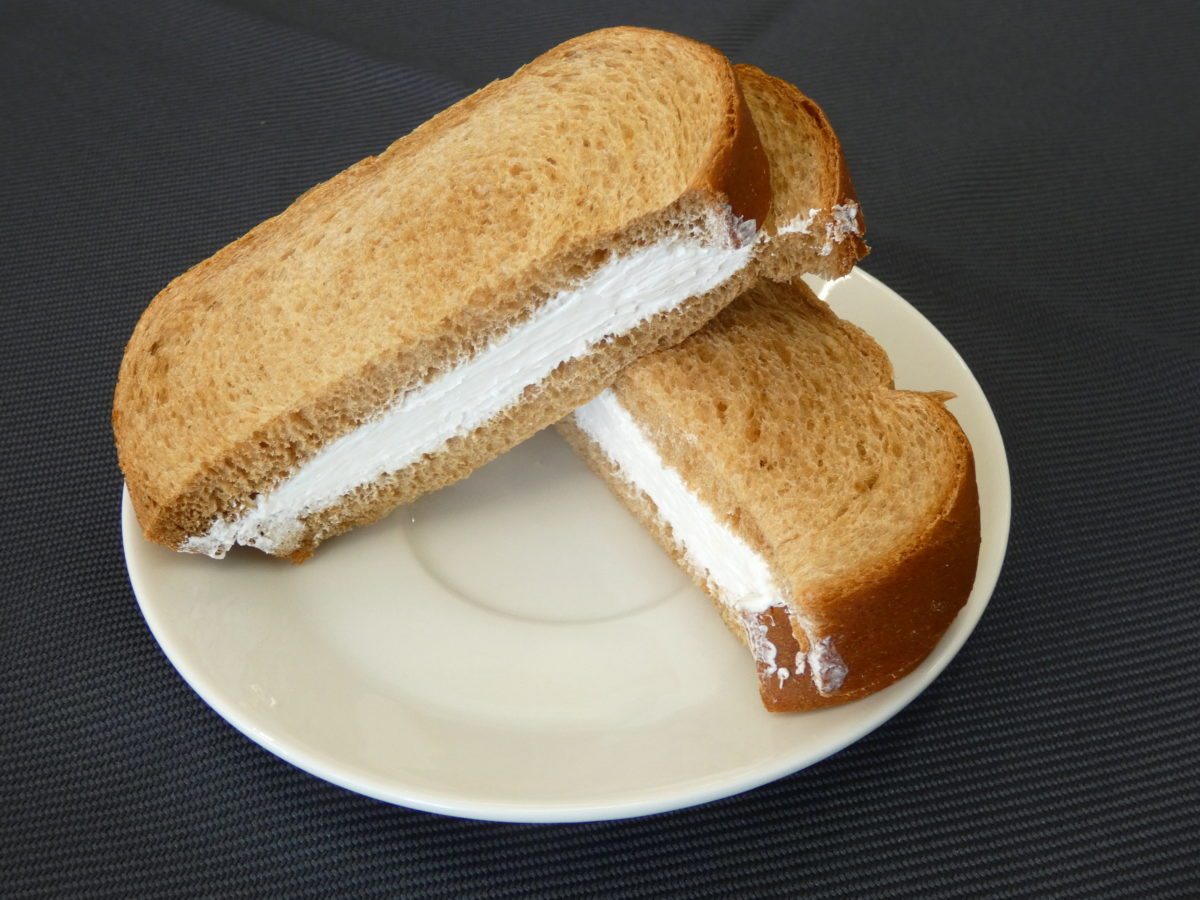 雄新堂の大好評『黒糖パンのクリームサンド』&『黒糖くるみパン』!キラキラうに丼以外にも美味しいものたくさん!