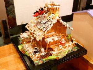 【※期間限定】オーイング菓子工房 Ryoにて非売品の手作り『お菓子の家』を展示中!見学だけでも大歓迎です!