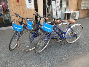 町内散策に!インフォメーションセンターにて『南三陸レンタサイクル(自転車)』を有料で貸出中です!